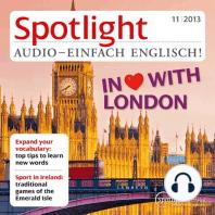 Englisch lernen Audio - Romantische Reise nach London