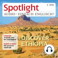 Englisch lernen Audio - Äthiopien