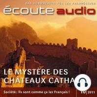 Französisch lernen Audio - Die Burgen der Katharer