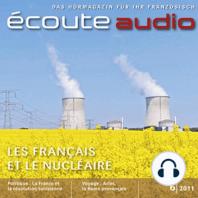 Französisch lernen Audio - Die Franzosen und die Atomkraft