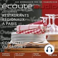 Französisch lernen Audio - Die französische Küche