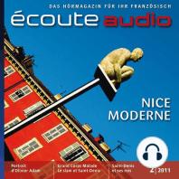 Französisch lernen Audio - Modernes Nizza