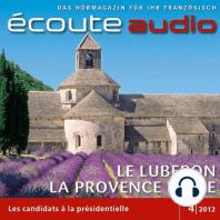 Französisch lernen Audio - Traumhafter Luberon
