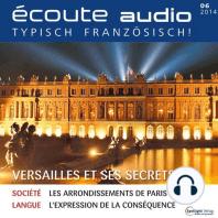 Französisch lernen Audio - Versailles