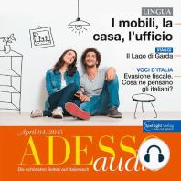 Italienisch lernen Audio - Die eigene Wohnung einrichten