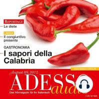 Italienisch lernen Audio - Die Küche Kalabriens