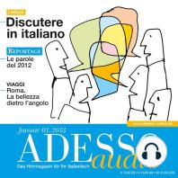 Italienisch lernen Audio - Diskutieren auf Italienisch
