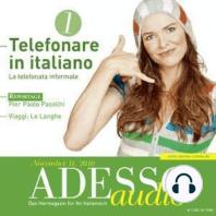 Italienisch lernen Audio - Telefonieren auf Italienisch 1