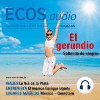 Spanisch lernen Audio - Das Gerundium