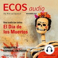 Spanisch lernen Audio - Der Tag der Toten