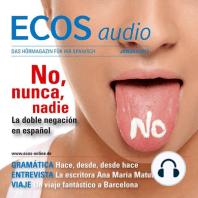 Spanisch lernen Audio - Die Verneinung