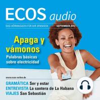 Spanisch lernen Audio - Grundwortschatz Elektrizität