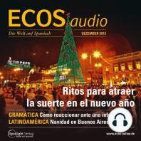 Spanisch lernen Audio - Silvester- und Neujahrsbräuche
