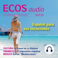 Spanisch lernen Audio - Spanisch für den Urlaub