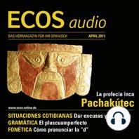 Spanisch lernen Audio - Wie entschuldige ich mich auf Spanisch?