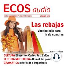 Spanisch lernen Audio - Wortschatz und Wendungen zum Einkaufen: ECOS audio 1/13 - Las rebajas