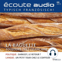 Französisch lernen Audio - Das Baguette
