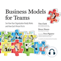 Business Models for Teams