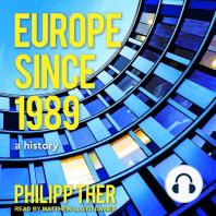 Europe Since 1989