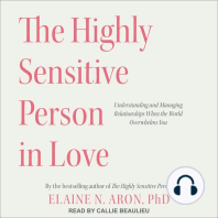 The Highly Sensitive Person in Love