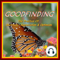 Goodfinding: Optimizing Your Aptitude for Health & Happiness