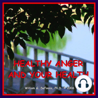 Healthy Anger & Your Health
