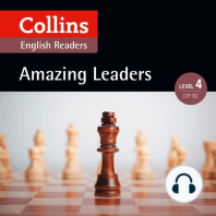 Amazing Leaders: B2: Collins English Readers