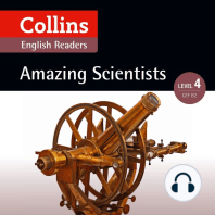 Amazing Scientists: B2: Collins English Readers