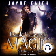 Dark Harvest Magic
