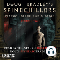 Doug Bradley's Spinechillers Volume Two