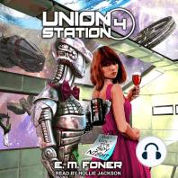 Spy Night on Union Station