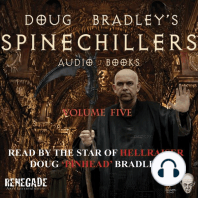 Doug Bradley's Spinechillers Volume Five