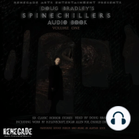Doug Bradley's Spinechillers Volume One