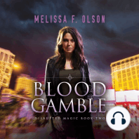 Blood Gamble: Disrupted Magic Book Two
