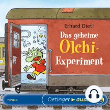 Das geheime Olchi-Experiment: Hörspiel