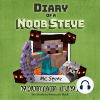 Diary of a Noob Steve, Book 5