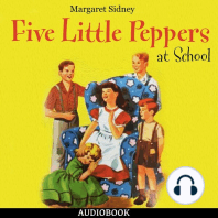 Five Little Peppers at School
