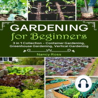 Gardening for Beginners