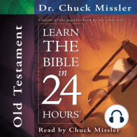 Learn the Bible in 24 Hours: Old Testament