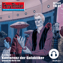 "Perry Rhodan 1811: Konferenz der Galaktiker: Perry Rhodan-Zyklus ""Die Tolkander"""