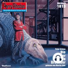 """Perry Rhodan 1813: Die Mörder von Bröhnder: Perry Rhodan-Zyklus """"Die Tolkander"""""""