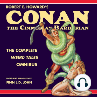 Conan the Cimmerian Barbarian