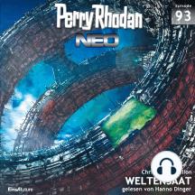 Perry Rhodan Neo 93: WELTENSAAT: Die Zukunft beginnt von vorn