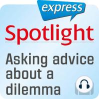 Spotlight express - Reisen – In einer schwierigen Situation um Rat fragen