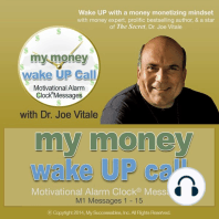 My Money Wake UP Call™
