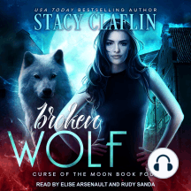 Broken Wolf: Curse of the Moon Book Four