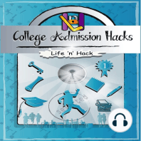 College Admission Hacks