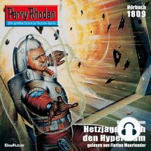 "Perry Rhodan 1809: Hetzjagd durch den Hyperraum: Perry Rhodan-Zyklus ""Die Tolkander"""
