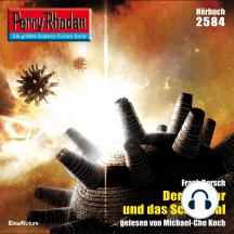 """Perry Rhodan 2584: Der Okrivar und das Schicksal: Perry Rhodan-Zyklus """"Stardust"""""""
