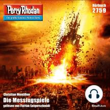 """Perry Rhodan 2759: Die Messingspiele: Perry Rhodan-Zyklus """"Das Atopische Tribunal"""""""